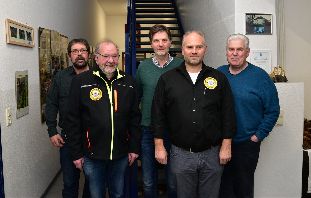 Vorstand Imkerverein Norden